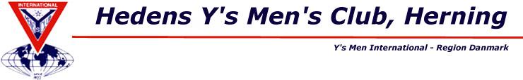 Hedens Y's Men's Club's Teltudlejning